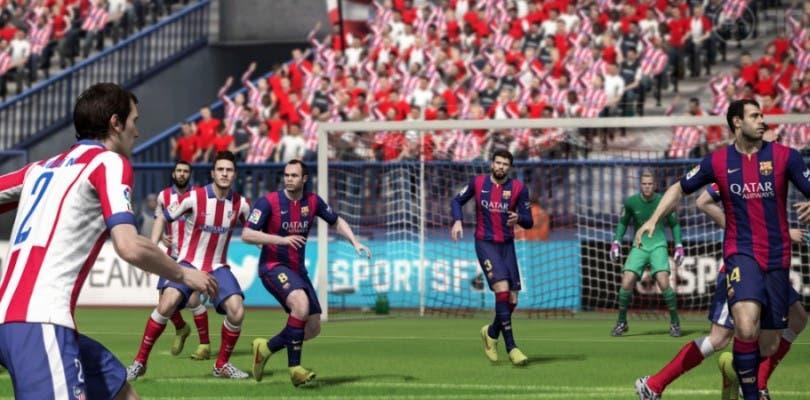 FIFA 15 admite Share Play en PlayStation 4