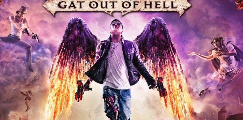 5 minutos jugables del próximo Saints Row: Gat Out of Hell