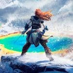 Horizon Zero Dawn playstation 4 Guerrilla Games