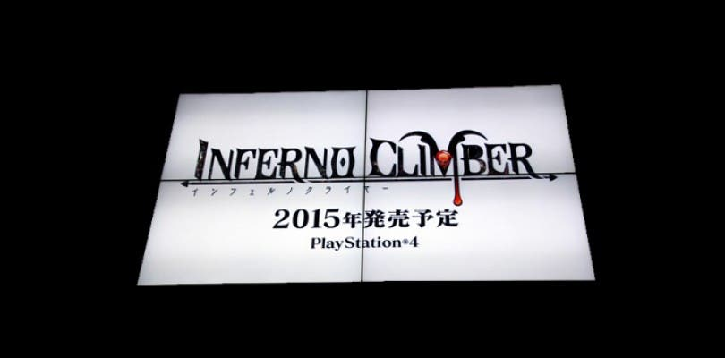 Inferno Climber será lo nuevo de Arc System Works