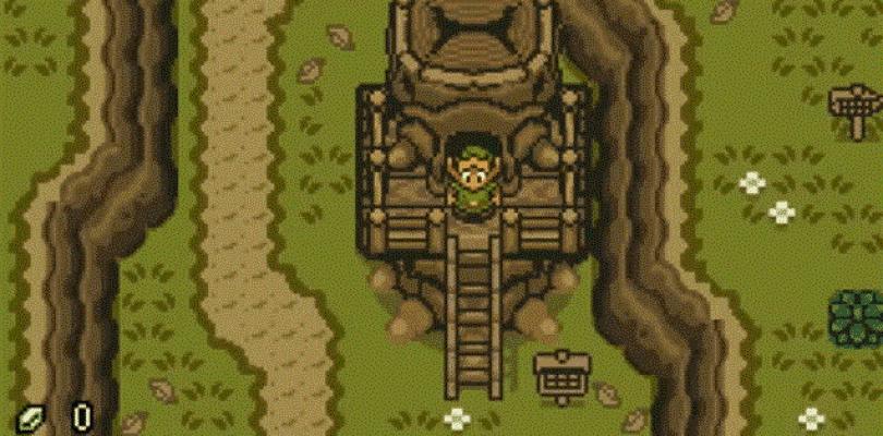 Unos fans están rehaciendo The Legend of Zelda: Ocarina of Time en 2D