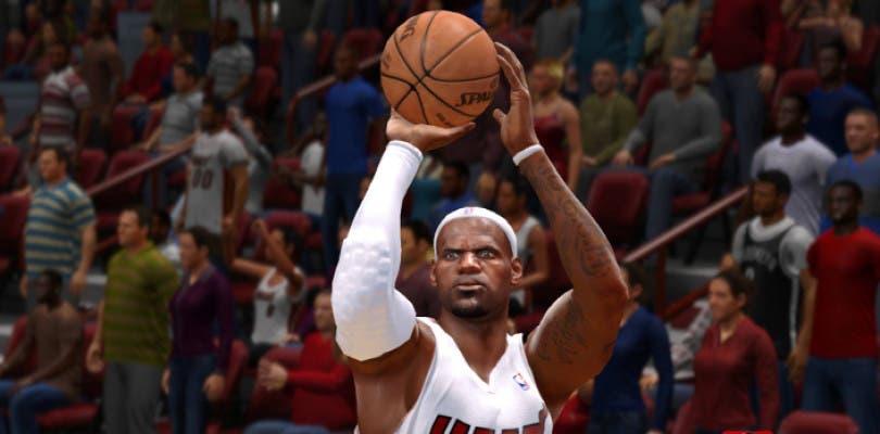 Primer gameplay de un partido completo de NBA 2K15
