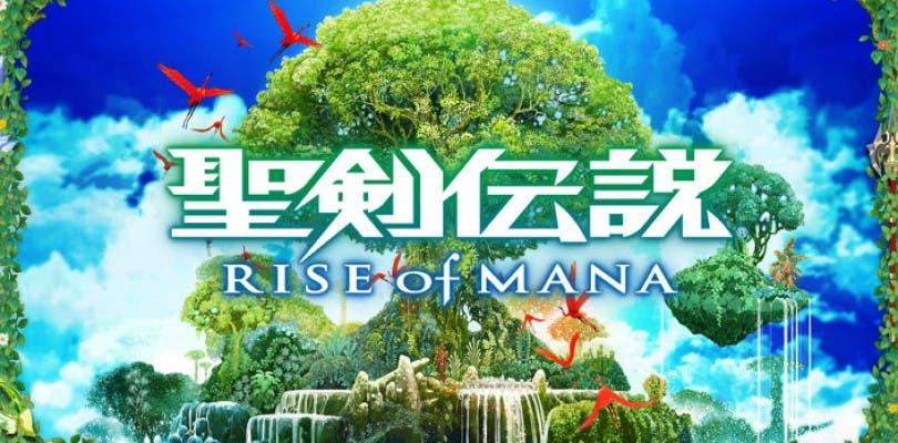 La saga Rise of Mana llegará a PlayStation Vita