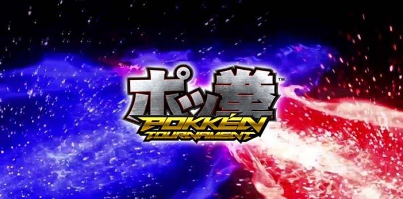 Harada explica las razones por que las Pokkén Tournament llegará primero a recreativas