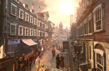 Tráiler de lanzamiento de Sherlock Holmes: Crimes & Punishments