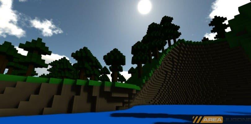 Primer vídeo de U Craft, el Minecraft para Wii U