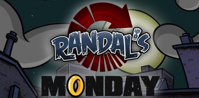 Doblaje de lujo para Randal's Monday