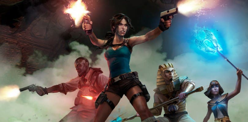 Los puzzles de Lara Croft y el Templo de Osiris se ajustarán al número de jugadores