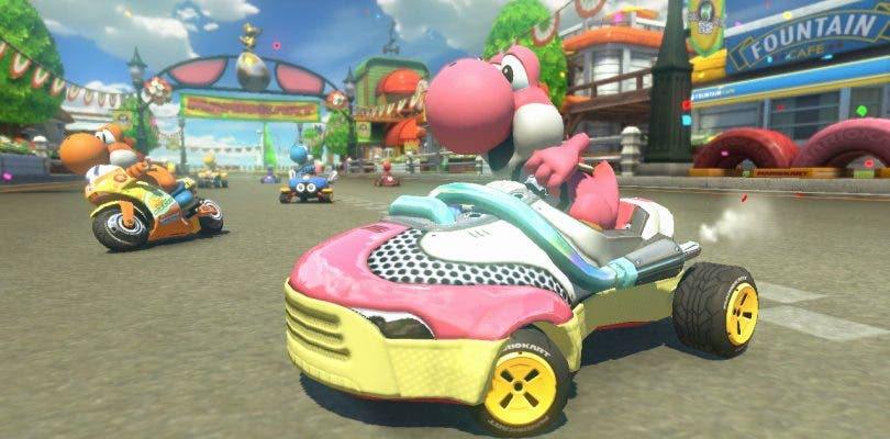 Primer tráiler del próximo DLC de Mario Kart 8