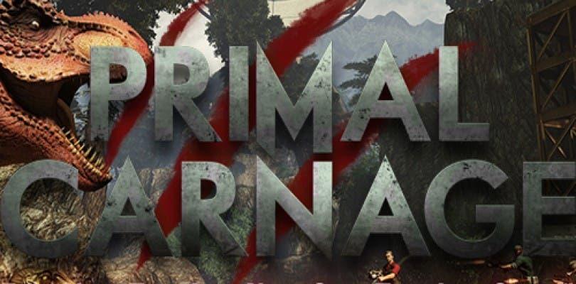 Primal Carnage: Extinction llegará a PlayStation 4 y PC a principios de 2015