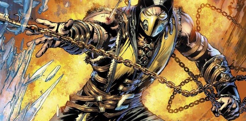 Mortal Kombat X tendrá un cómic en forma de precuela