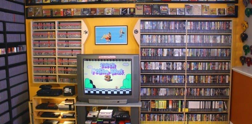 A la venta una de las mejores colecciones de videojuegos del mundo