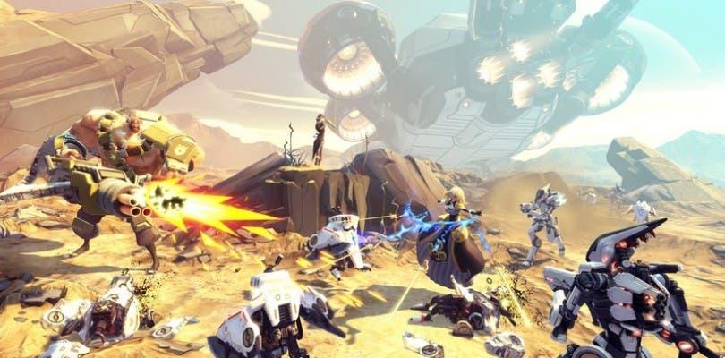 El número de jugadores en cooperativo decidirá la dificultad de Battleborn