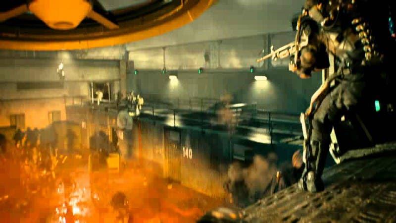 Call of Duty: Advanced Warfare Modo Zombie Filtrado