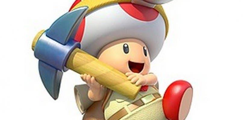 Nintendo habla sobre el género de los Toad