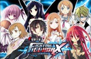 Seis nuevos vídeos de Dengeki Bunko Fighting Climax