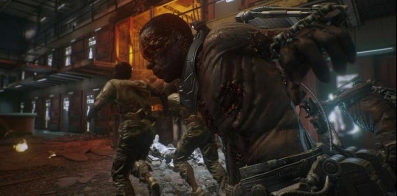 Gameplay de los zombies de Call of Duty Advanced Warfare