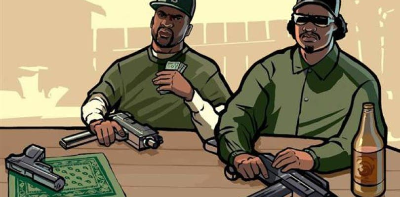 Así luce Grand Theft Auto: San Andreas HD