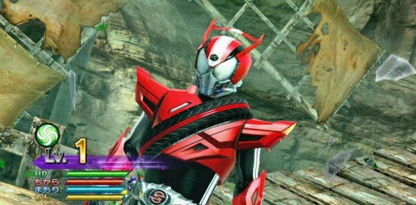 Primer tráiler de Kamen Rider: SummonRide, el juego de figuras NFC de Bandai Namco