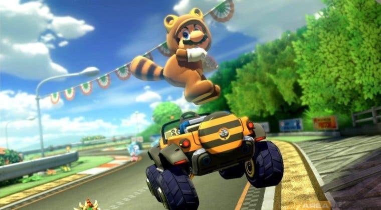 Imagen de Se confirman las fechas de lanzamiento de los DLCs de Mario Kart 8