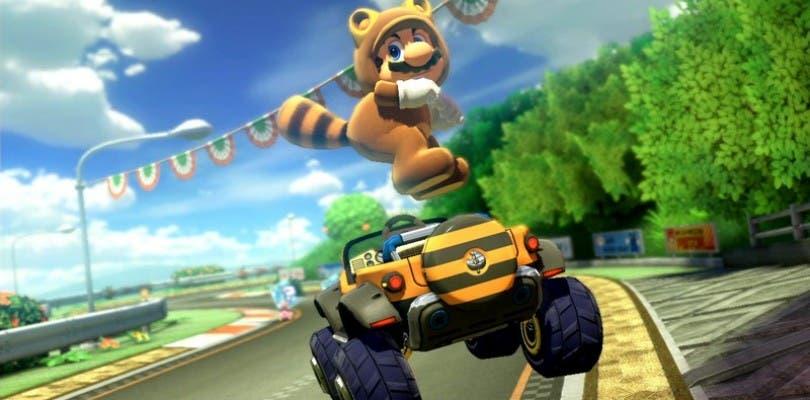 Se confirman las fechas de lanzamiento de los DLCs de Mario Kart 8