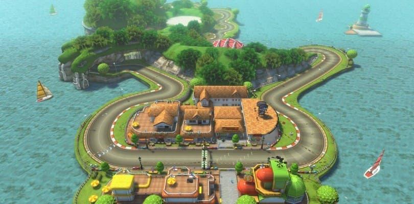 Descubre la evolución del circuito Yoshi desde Game cube hasta Wii U