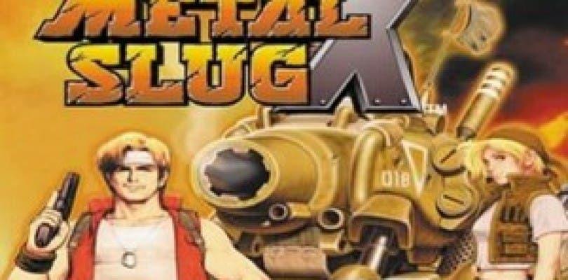 Prepara tu pistola: Metal Slug X ya está en Steam