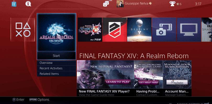 Ya disponible la actualización 2.0 de PlayStation 4