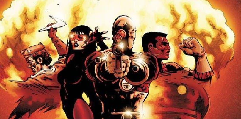 El Manicomio de Arkham aparecerá en la película del Escuadrón Suicida