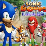 Nuevo tráiler de Sonic Boom: Shattered Crystal