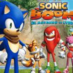 Nuevos tráilers de los dos juegos de Sonic Boom y su serie de televisión