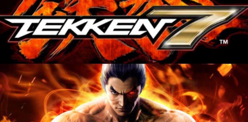 Tekken 7 muestra su intro cinemática