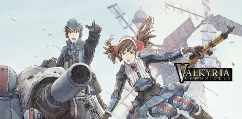 Valkyria Chronicles saldrá en PC