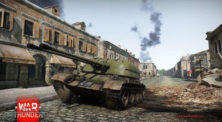 Imagen de Ya disponible la actualización del Día de la Victoria para War Thunder