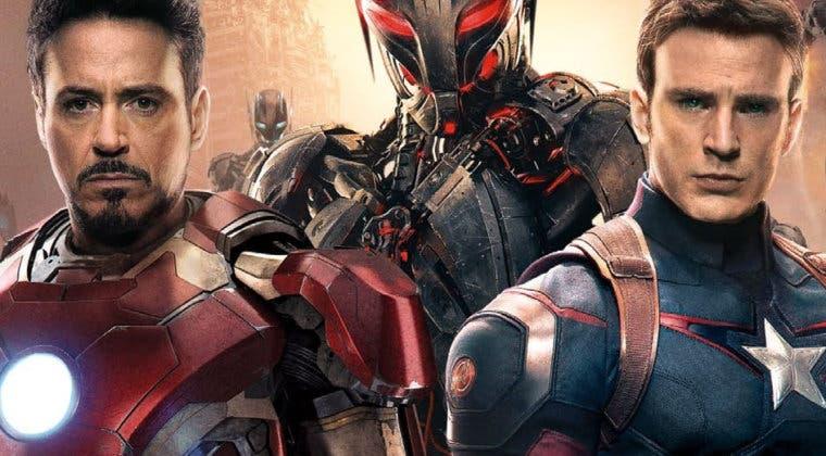 Imagen de Revelado el esperado aspecto de Vision en la secuela de Los Vengadores