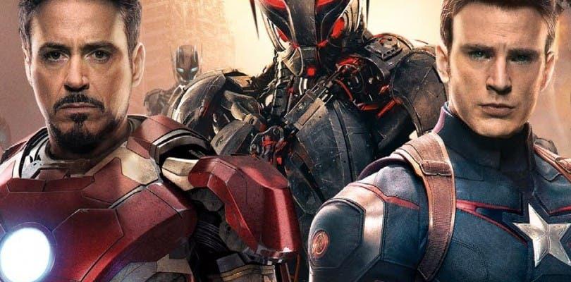 Los Vengadores: La Era de Ultrón se estrenará un día antes de lo esperado