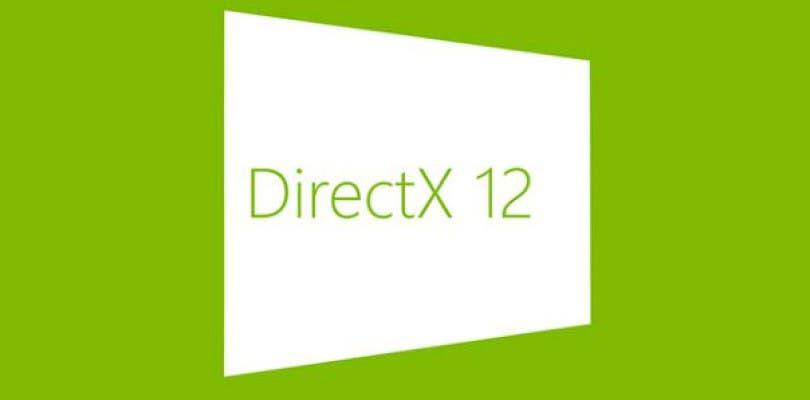 DirectX 12 se estrenará junto a Windows 10