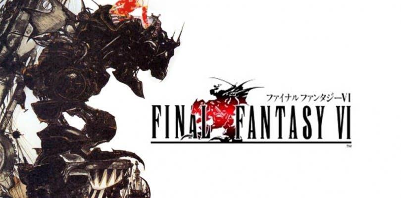 Final Fantasy VI disponible en más idiomas para iOS y Android