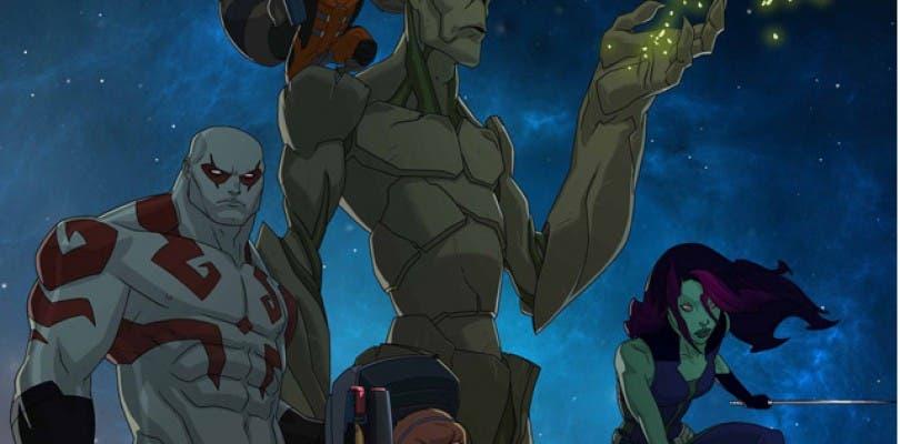 La serie animada de Guardianes de la Galaxia llegará a Disney XD