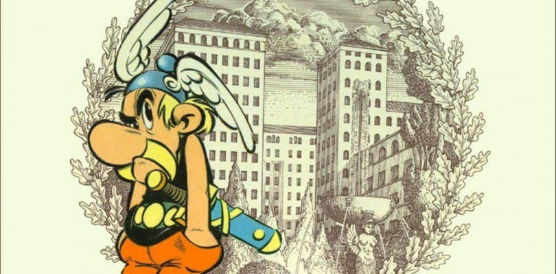 Un nuevo juego de Asterix aterrizará en Nintendo 3DS