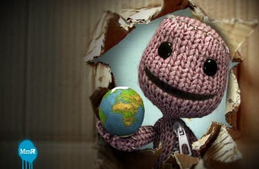 Espectacular nuevo vídeo stop-motion de LittleBigPlanet 3