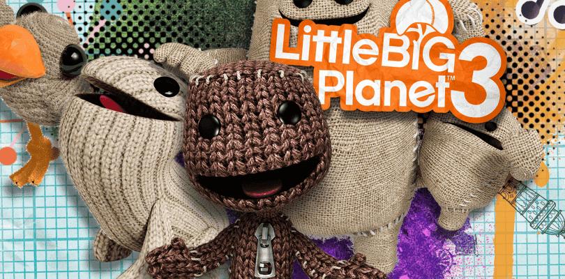 Little Big Planet 3 retrasa su fecha de lanzamiento