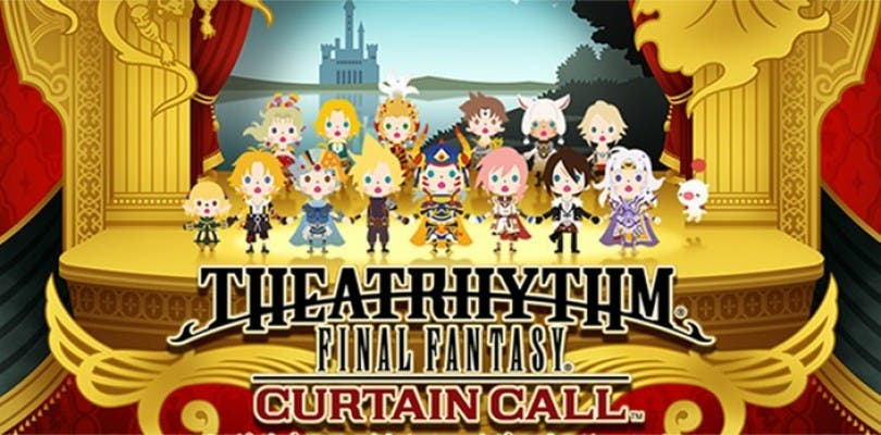 Se añaden canciones a Theatrhythm Final Fantasy: Curtain Call