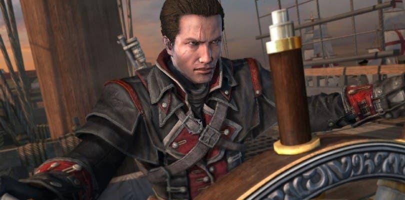 Os deleitamos con el estilo visual de Assassin´s Creed Rogue