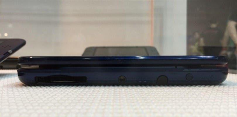 New Nintendo 3DS se deja ver en unas nuevas imágenes