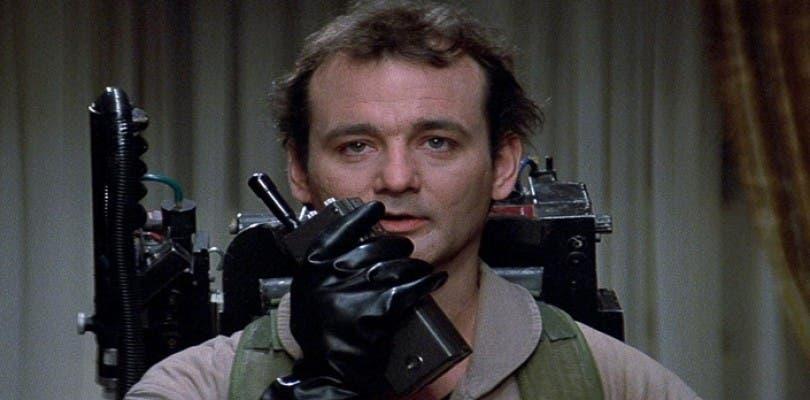 Sony querría a Bill Murray para el reboot de Los Cazafantasmas