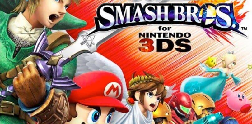 Super Smash Bros. 3DS, agotado en Japón