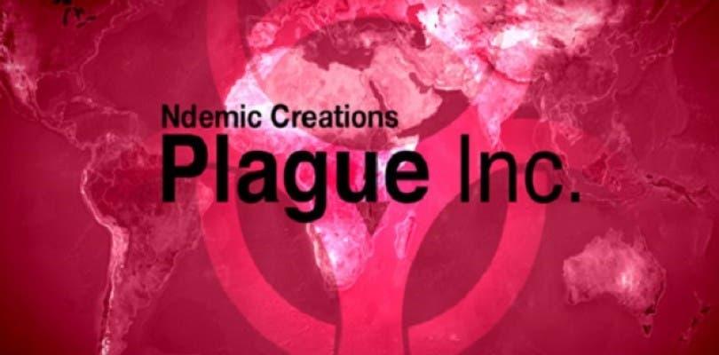 El Brexit inglés llega a Plague Inc.