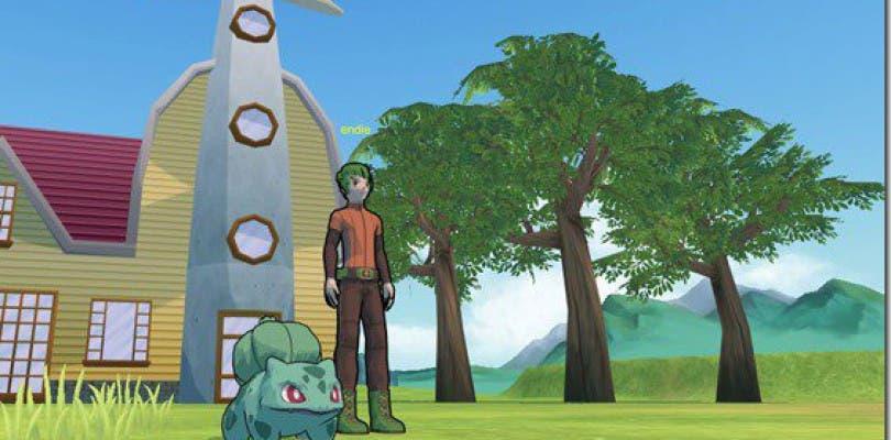Ya disponible la Pre-Alpha gratuita del MMORPG Pokémon Planet