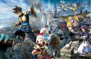 Segundo tráiler de Dragon Quest Heroes